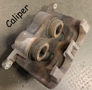 Brake Calipers - Keep It New Auto Service